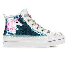 Girls' Skechers Little Kid & Big Kid Twi-Lites 2.0 Unicorn Surprise Sneakers