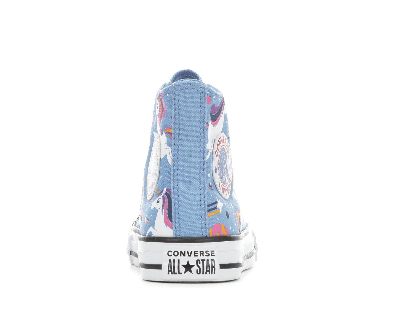 Girls' Converse Little Kid & Big Kid CTAS Space Unicorn High