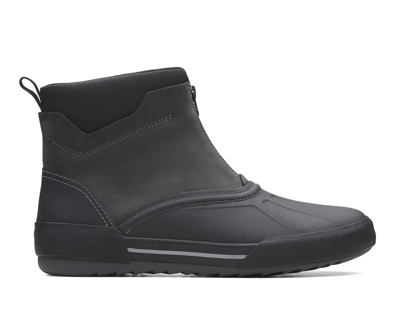 Massive discount Men's Clarks Bowman Top Winter Boots Black
