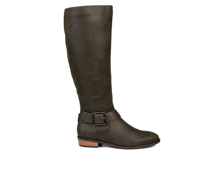 Women's Journee Collection Winona Wide Calf Knee High Boots