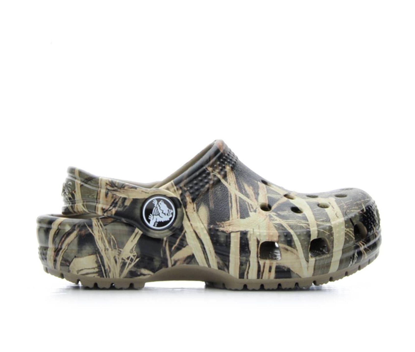 fbbfcac75b0f8 Boys' Crocs Infant & Toddler Classic Realtree Clogs | Shoe Carnival