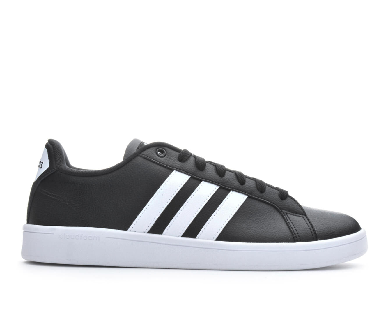 adidas cloudfoam advantage black
