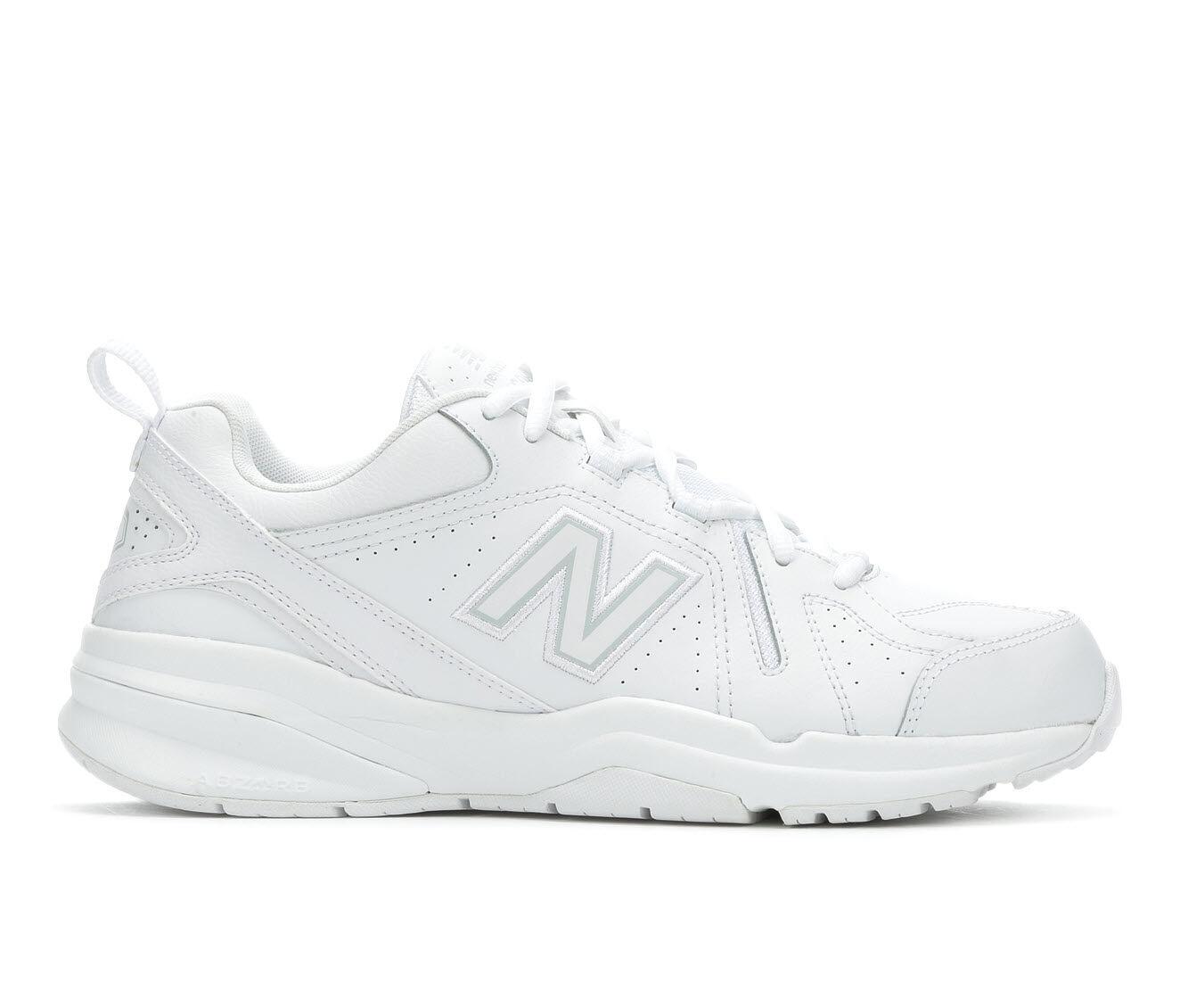 Men's New Balance MX608V5 Training Shoes Wht/Wht