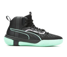 Men's Puma Legacy Dark Mode Basketball Shoes