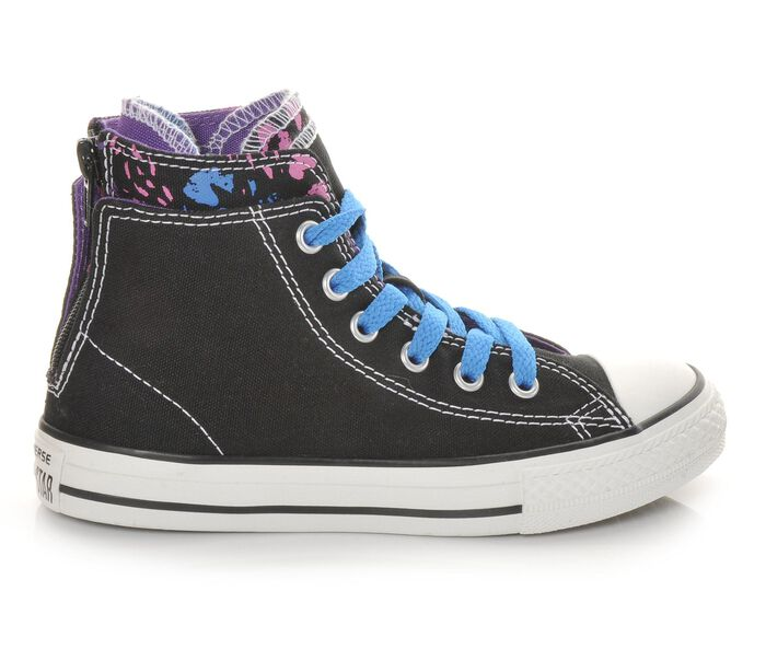 Girls' Converse Chuck Taylor All Star Zip Back Sneakers