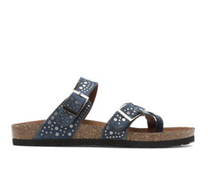 Women's White Mountain Graham Footbed Sandals
