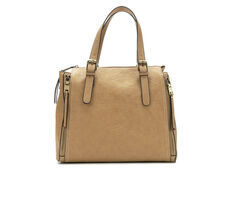 Bueno Of California Satchel Zip Handbag