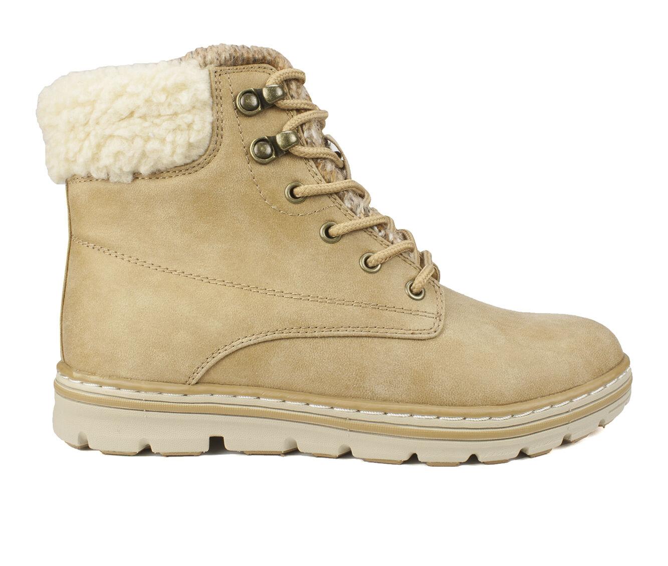 Superior Quality Women's Cliffs Karis Hiking Boots Wheat