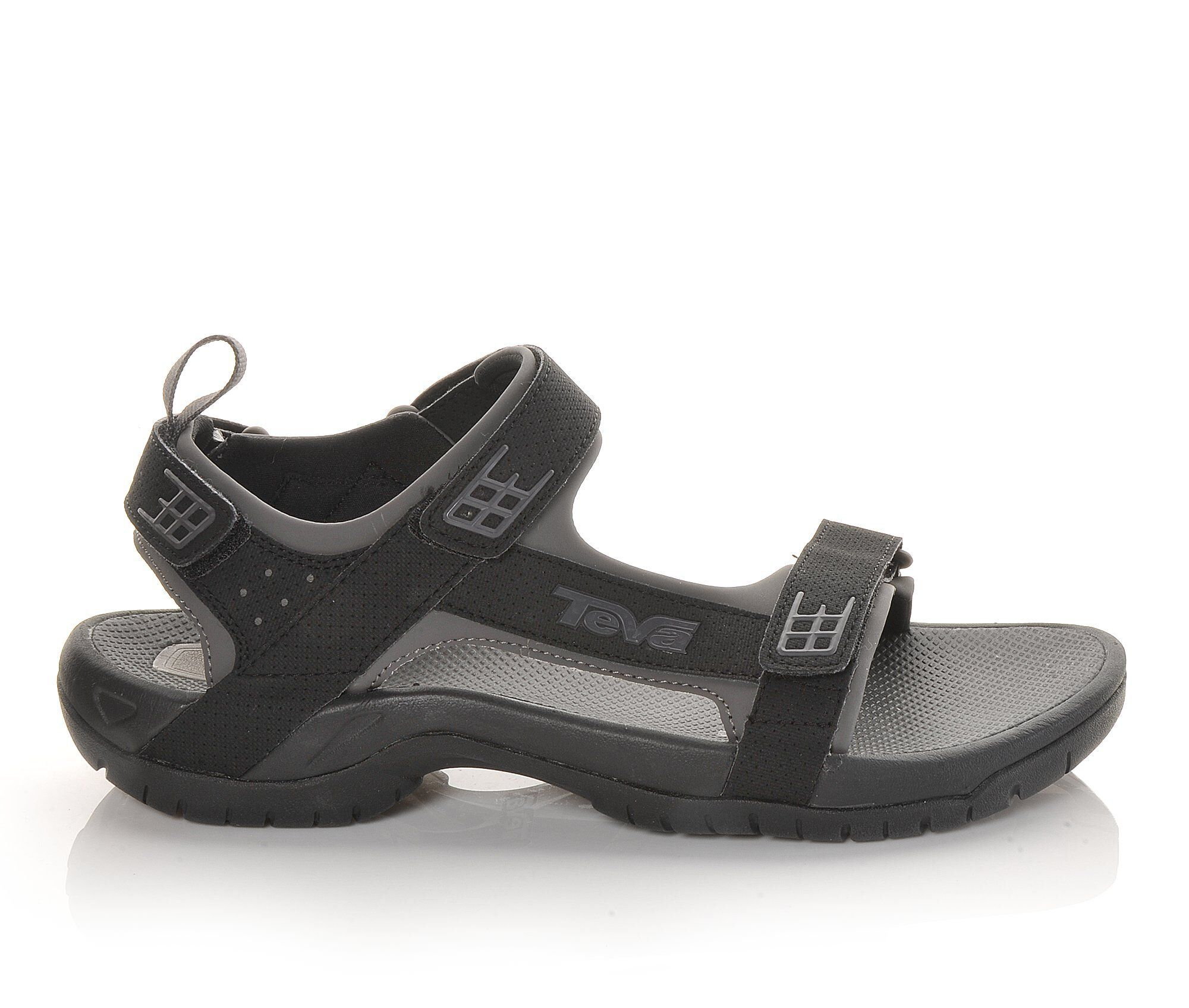 Recently Launched Men's Teva Minam Hiking Sandals Black