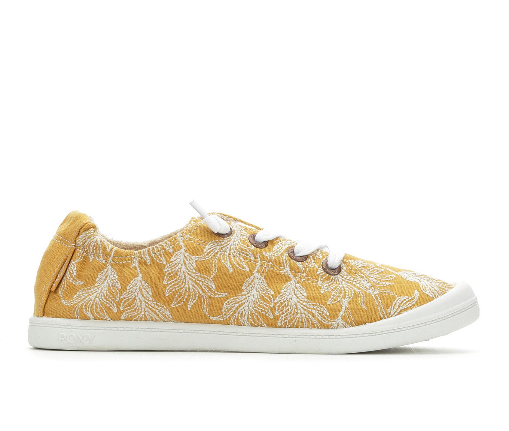 833dc10ce5a77 Women's Roxy Bayshore Sneakers | Shoe Carnival