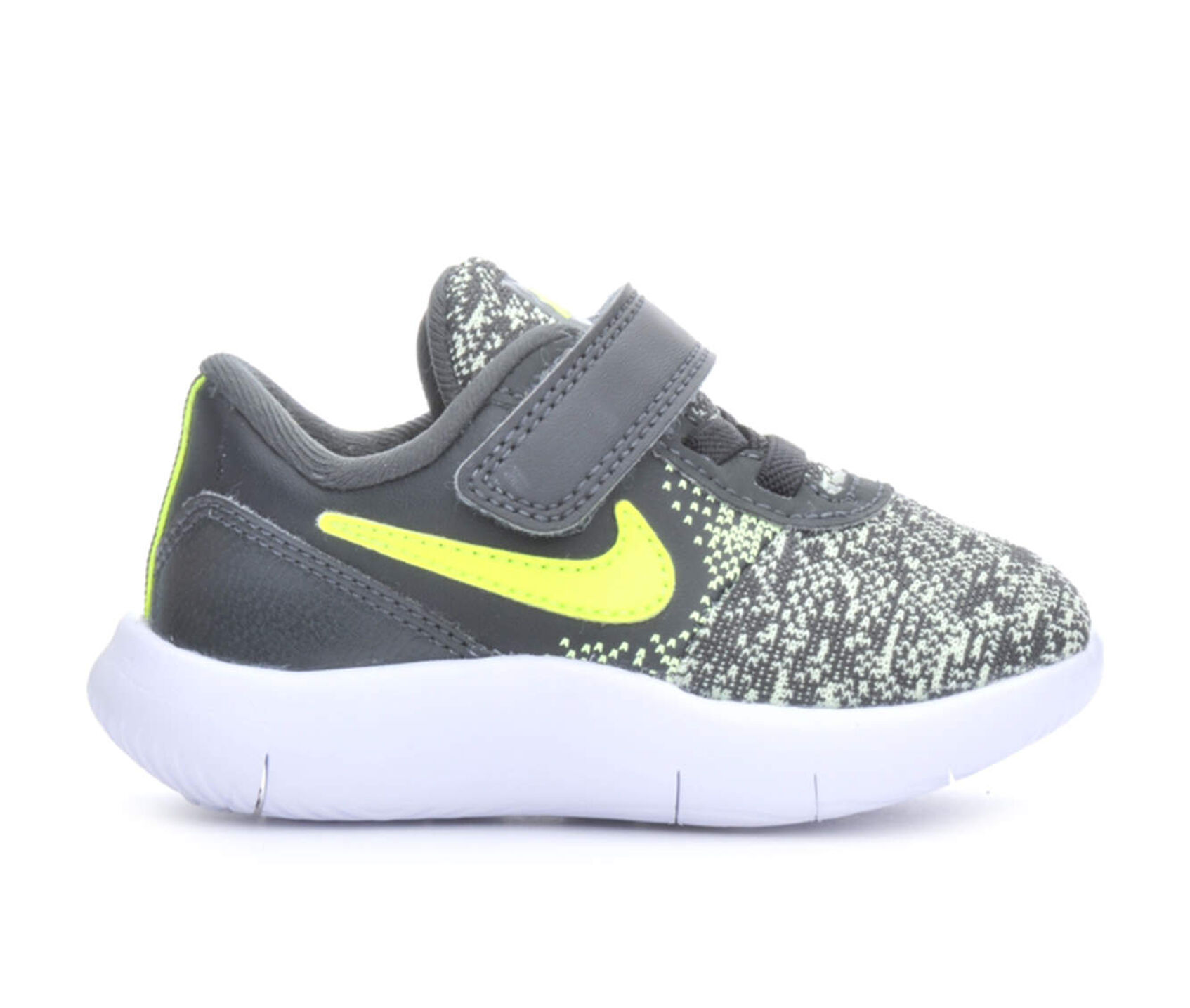 Boys Nike Infant Flex Contact Velcro Running Shoes