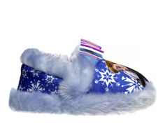 Disney Toddler & Little Kid Frozen Furry Moccasins with Bow