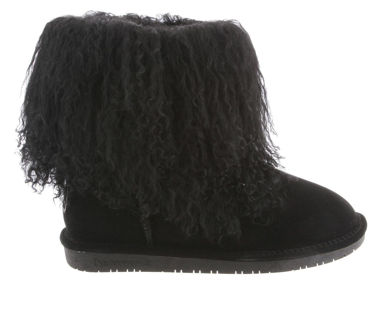 Women's Bearpaw Boo Boots Black