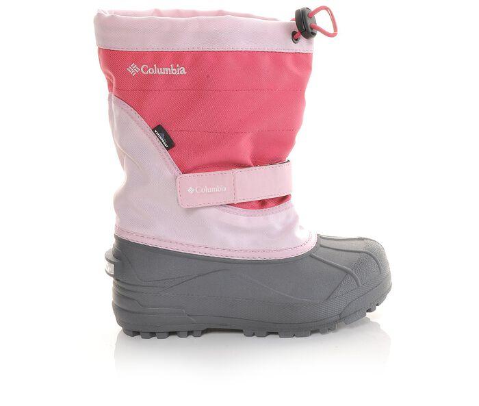 Girls' Columbia Powderbug Plus II G 1-7 Winter Boots