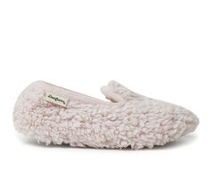 Dearfoams Fluffy Sherpa Closed Back
