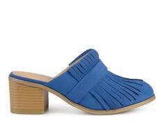 Women's Journee Collection Evelyn Mule Heels