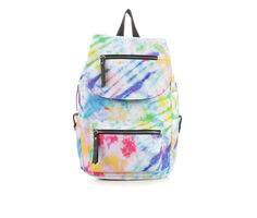 Madden Girl Flap Backpack with Patches
