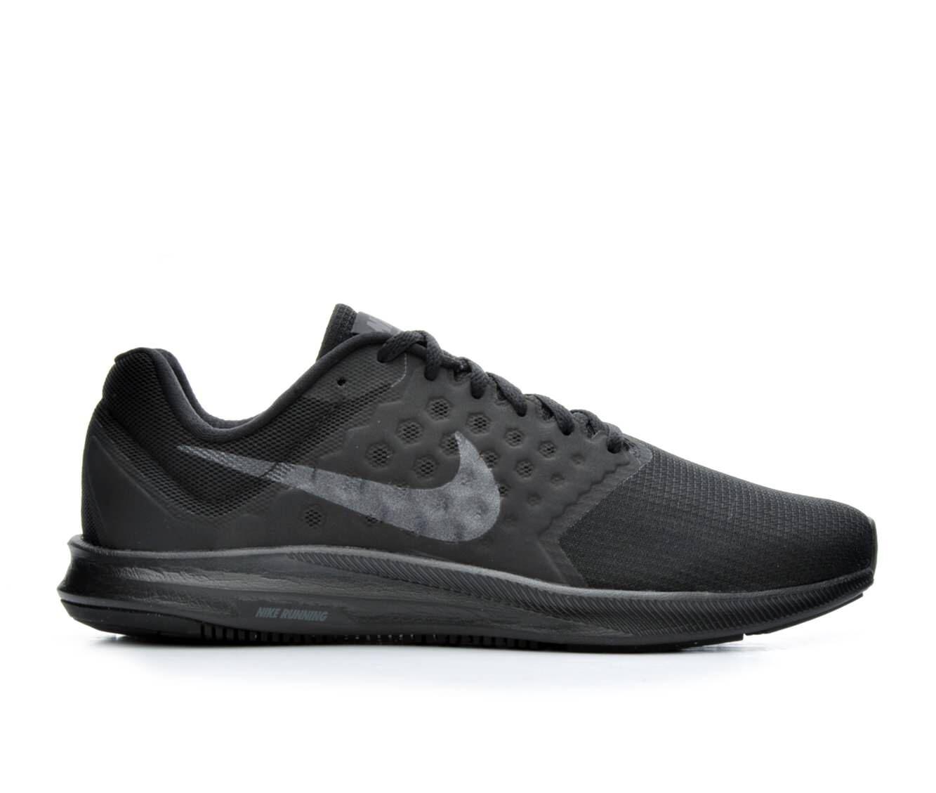 Men's Nike Downshifter 7 Running Shoes Blk/Blk 001