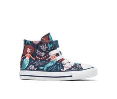 Girls' Converse Infant & Toddler CTAS Mermaid High-Top Sneakers