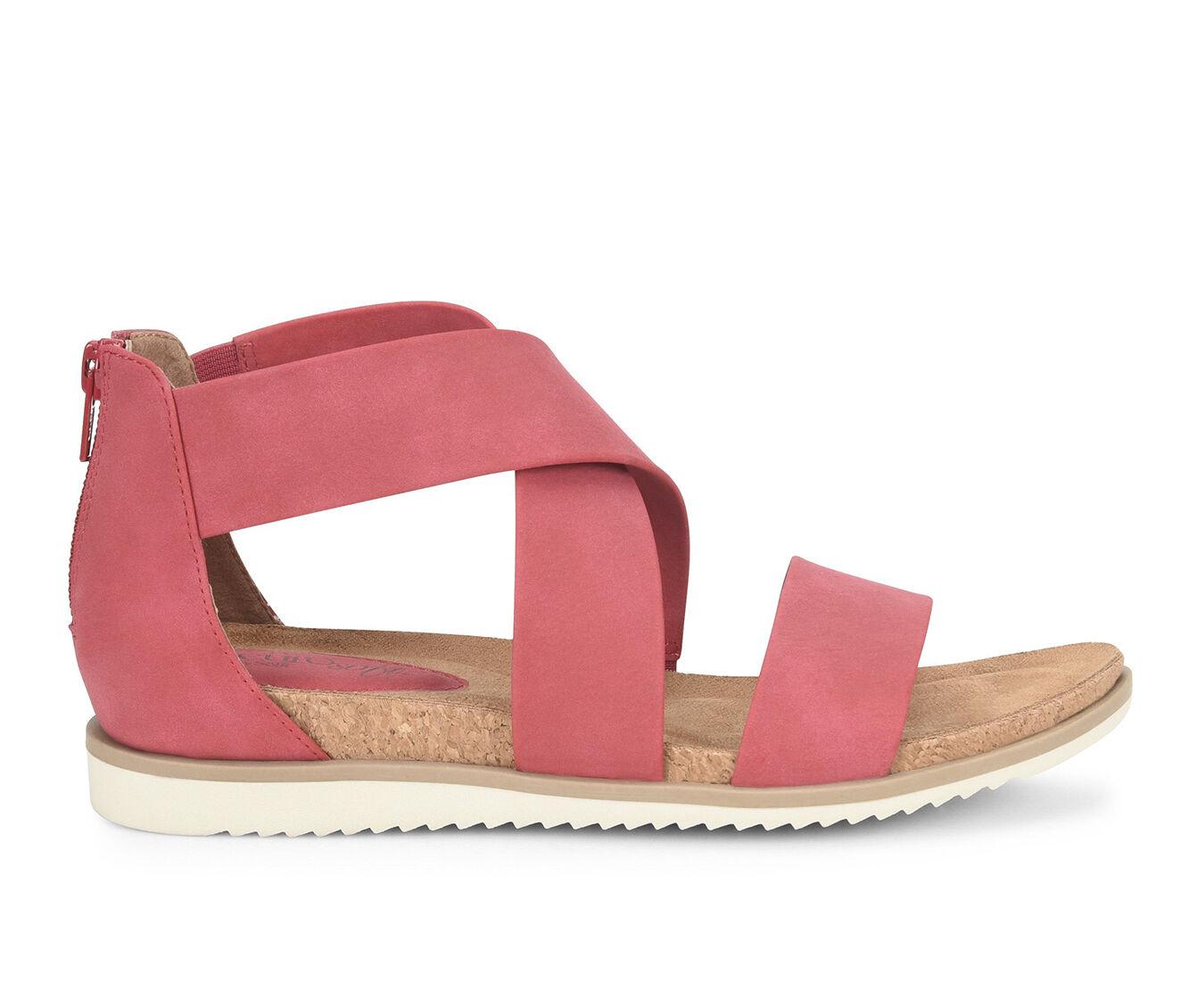 Low Cost Women's EuroSoft Landry II Sandals Red