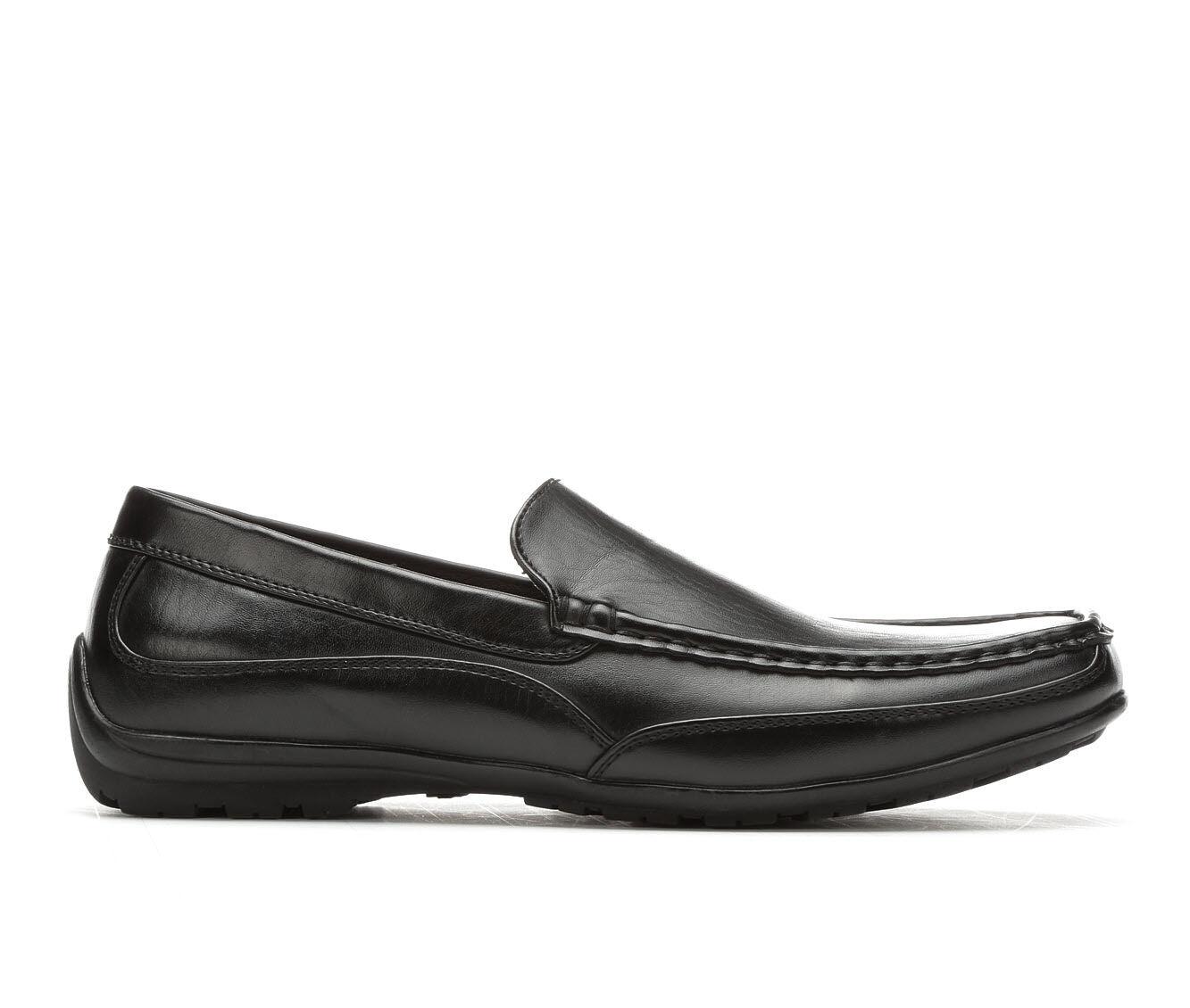 Men's Deer Stags Drive Loafers Black