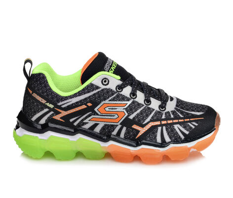 Boys' Skechers Skech Air Boys-TurboShock 10.5-7 Running Shoes