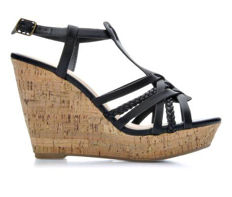 Women's Y-Not Bayspray Platform Wedge Sandals