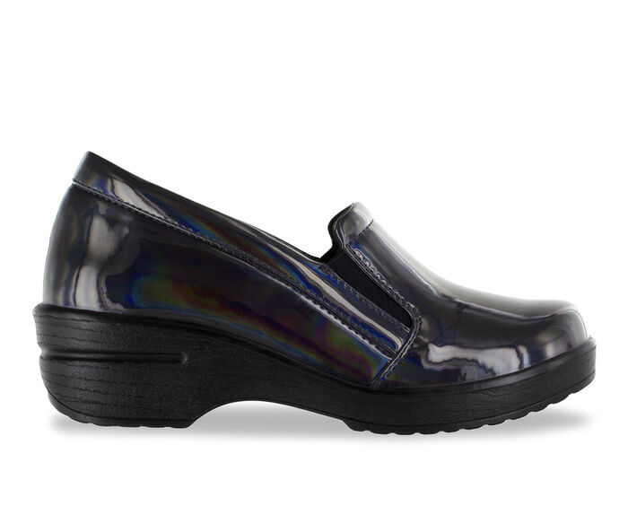 Women's Easy Works by Easy Street Leeza Irisdescent Safety Shoes