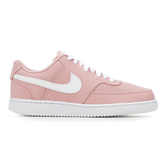 Women's Nike Court Vision Low Canvas Sneakers