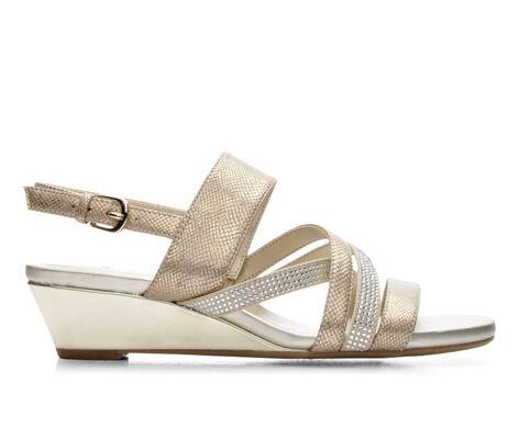 Women's Bandolino Gann Dress Wedge Sandals