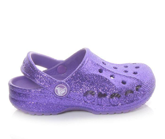 Girls' Crocs Baya Hi Glitter