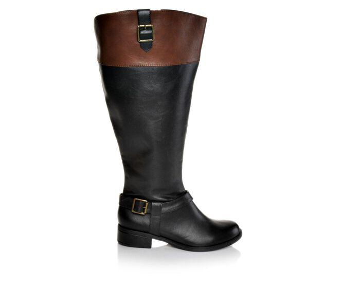 Women's Solanz Gretchen Wide Calf Riding Boots