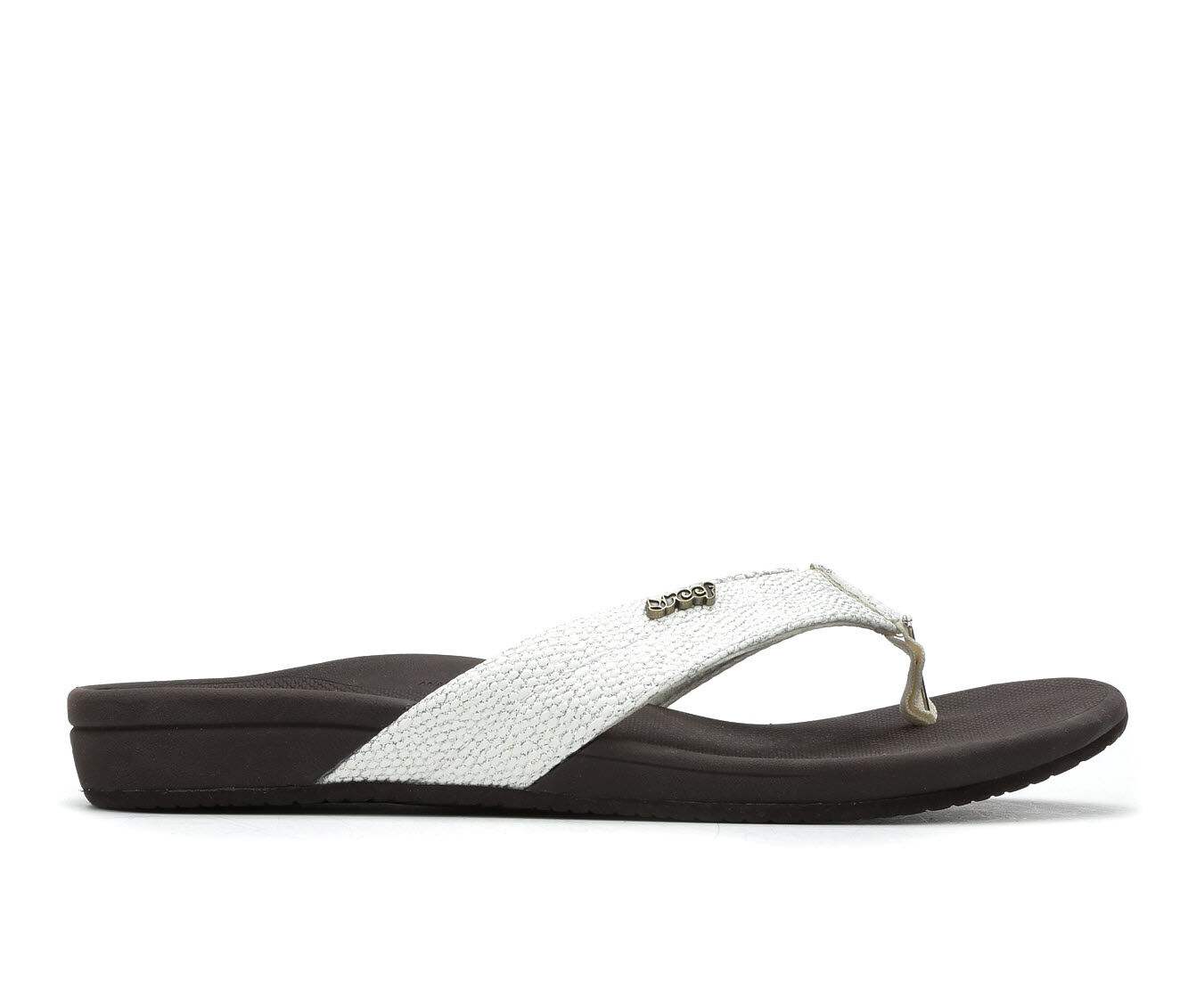 Women's Reef Reef Ortho-Spring Sandals Brown/White