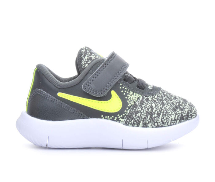 Boys' Nike Infant & Toddler Flex Contact Velcro Running Shoes