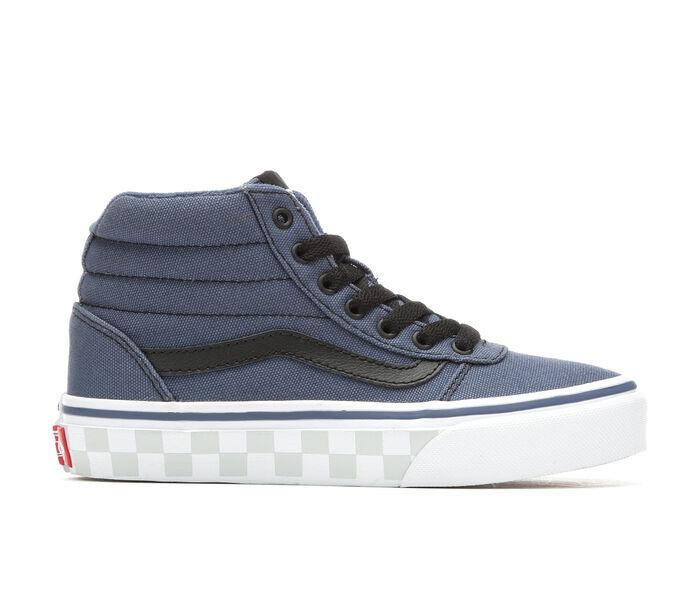 Kids' Vans Ward Hi 10.5-7 High Top Skate Shoes