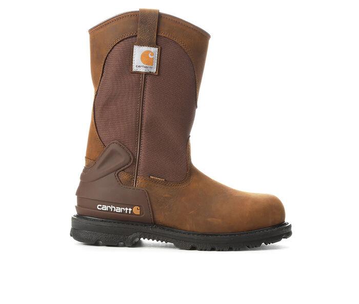 Men's Carhartt CMP1200 Wellington Steel Toe Work Boots