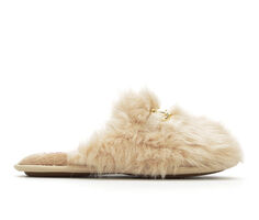 Sugar Fuzzy Mule Slipper