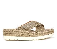 Women's White Mountain Kimberly Flatform Sandals