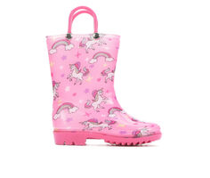 Girls' Capelli New York Toddler 1372 Rain Boots