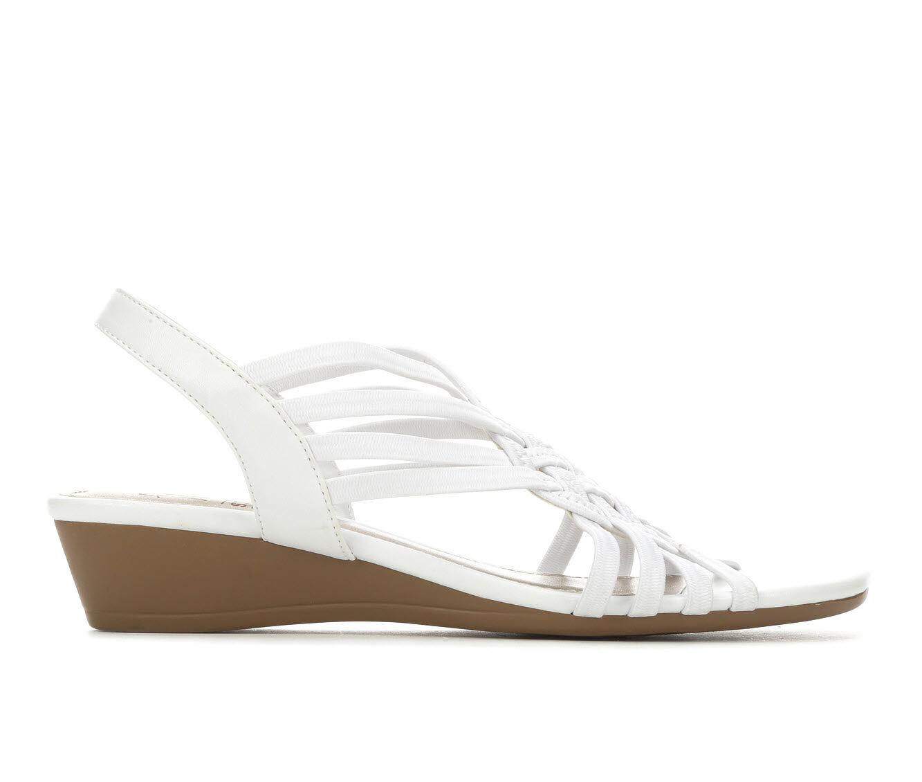 buy coupon Women's Impo Rosia Strappy Sandals White