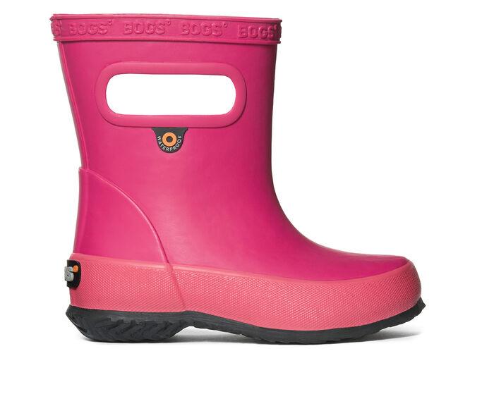 Girls' Bogs Footwear Toddler & Little Kid Skipper Solid Rain Boots