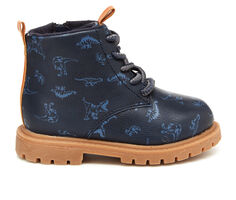 Boys' Carters Infant & Toddler & Little Kid Acosta Lace-Up Boots