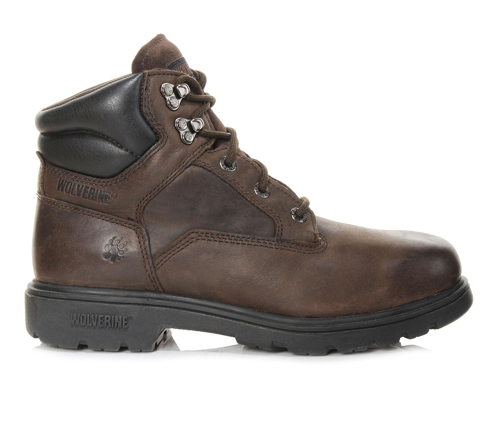 1ef873f6193 Men's Wolverine Bulldozer Work Boots