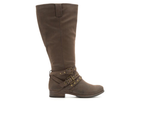 Women's Unr8ed Ballast Wide Calf Riding Boots