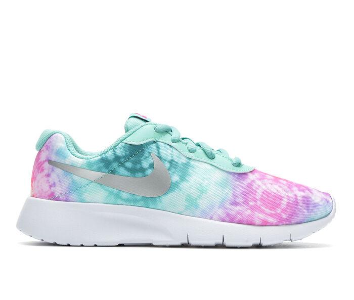 Girls' Nike Big Kid Tanjun Print Sneakers