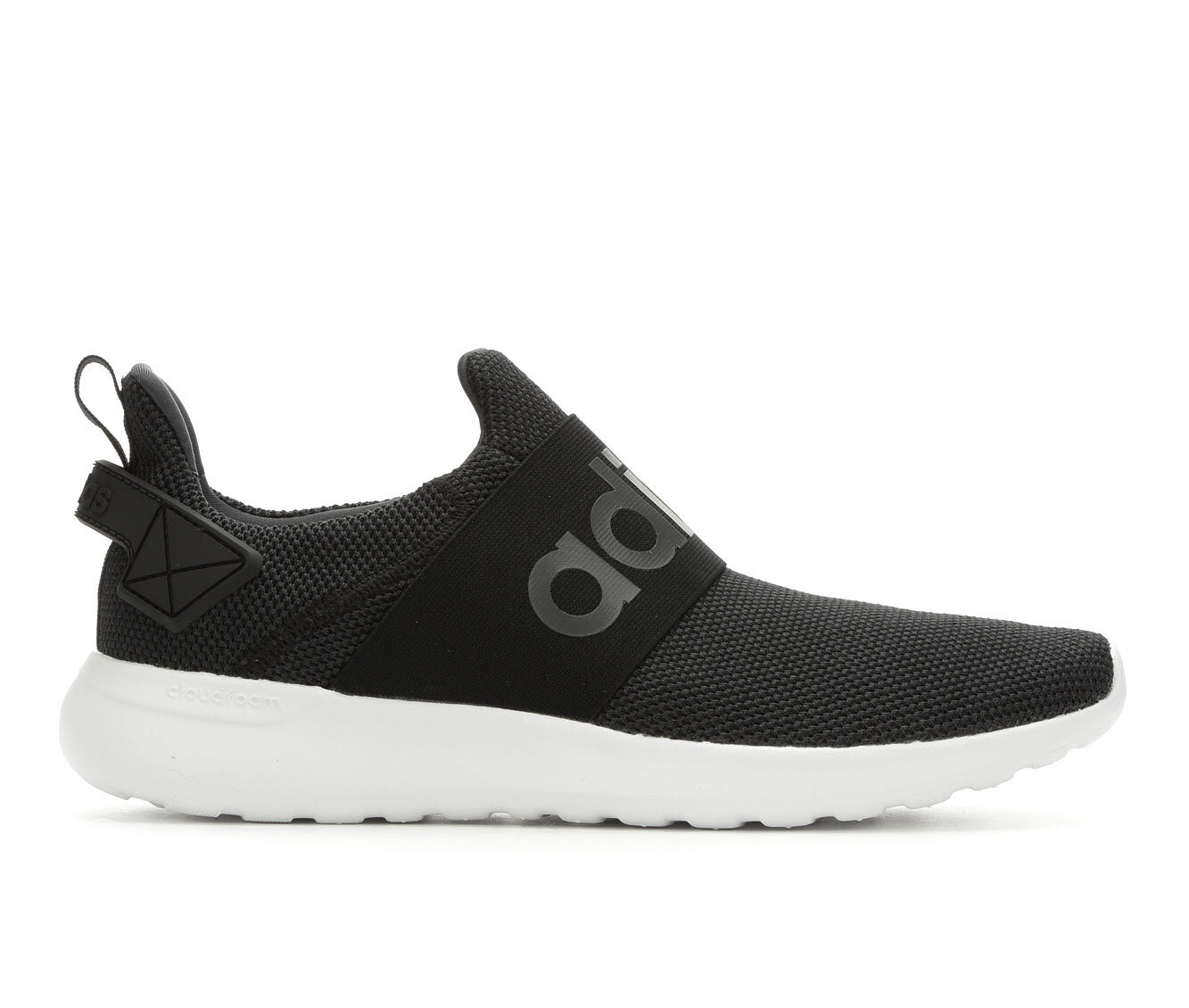Sale Low Price Men's Adidas Cloudfoam Lite Racer Adapt Sneakers Black/White