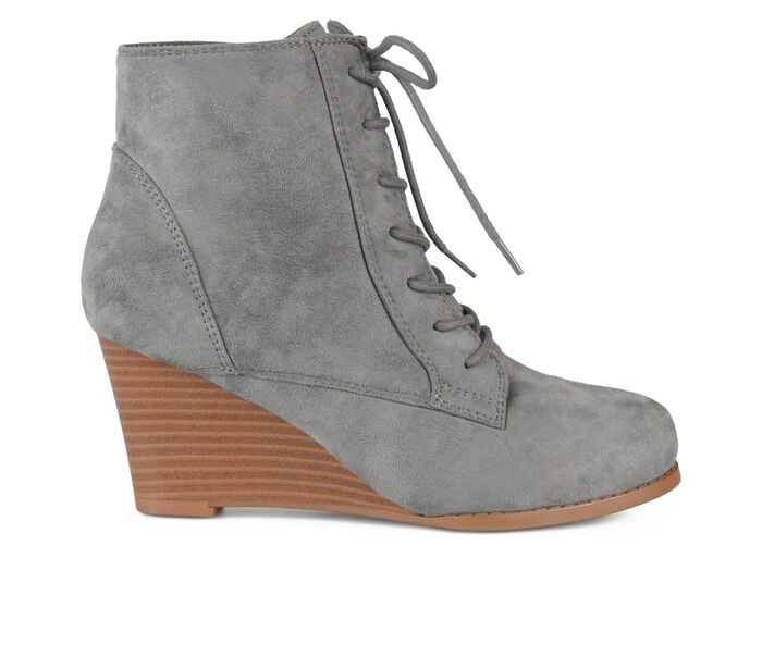 Women's Journee Collection Magely Wedge Booties