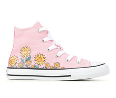 Girls' Converse Little Kid & Big Kid CTAS Sunflower Hi Sneakers