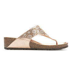 Women's Italian Shoemakers Heisy Wedge Sandals
