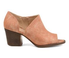 Women's Journee Collection Hartli Peep Toe Booties